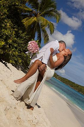 Anne Marie Tropical Beach Weddings