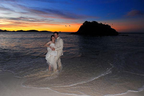 st john virgin island wedding